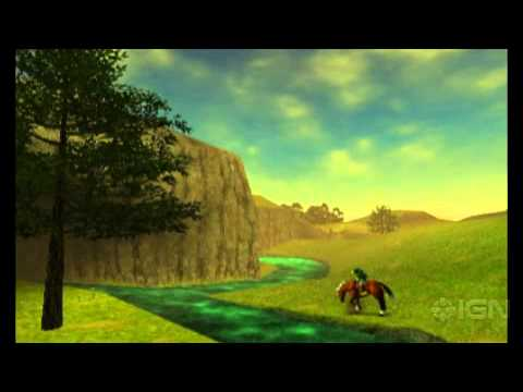The-Legend-of-Zelda-Ocarina-of-Time-3D-Intro-Cinema