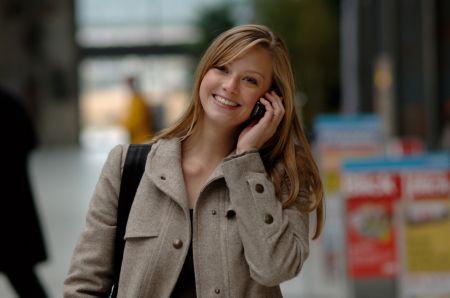 donnaaltelefono