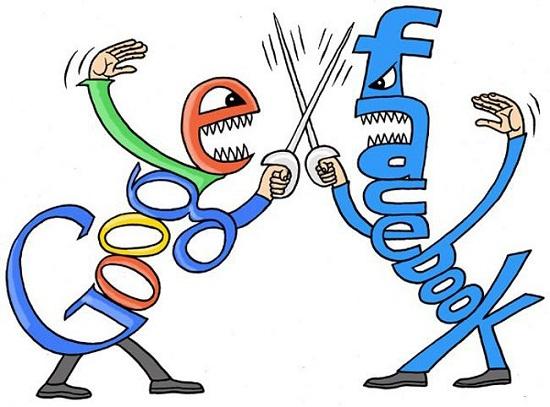 googleVSfacebook