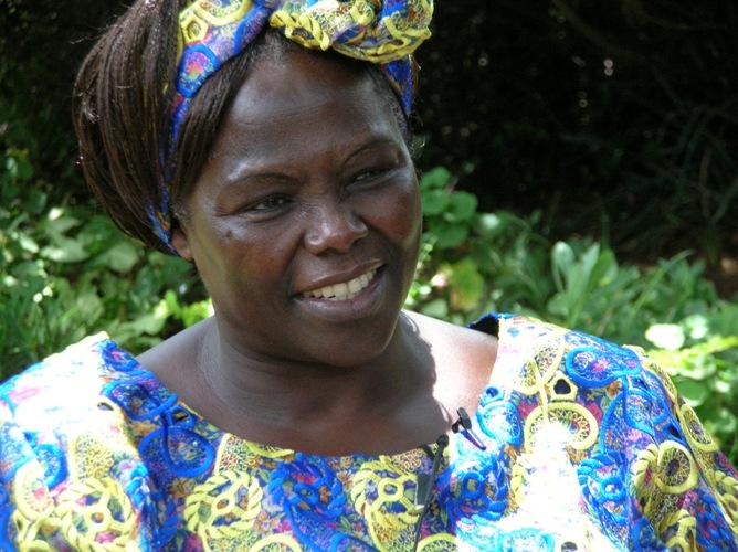 Wangari-Maathai-by-Martin-Rowe