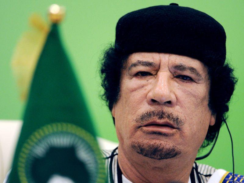 Muammar-Gheddafi
