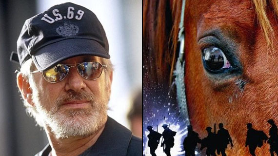 Steven-Spielberg-directing-War-Horse