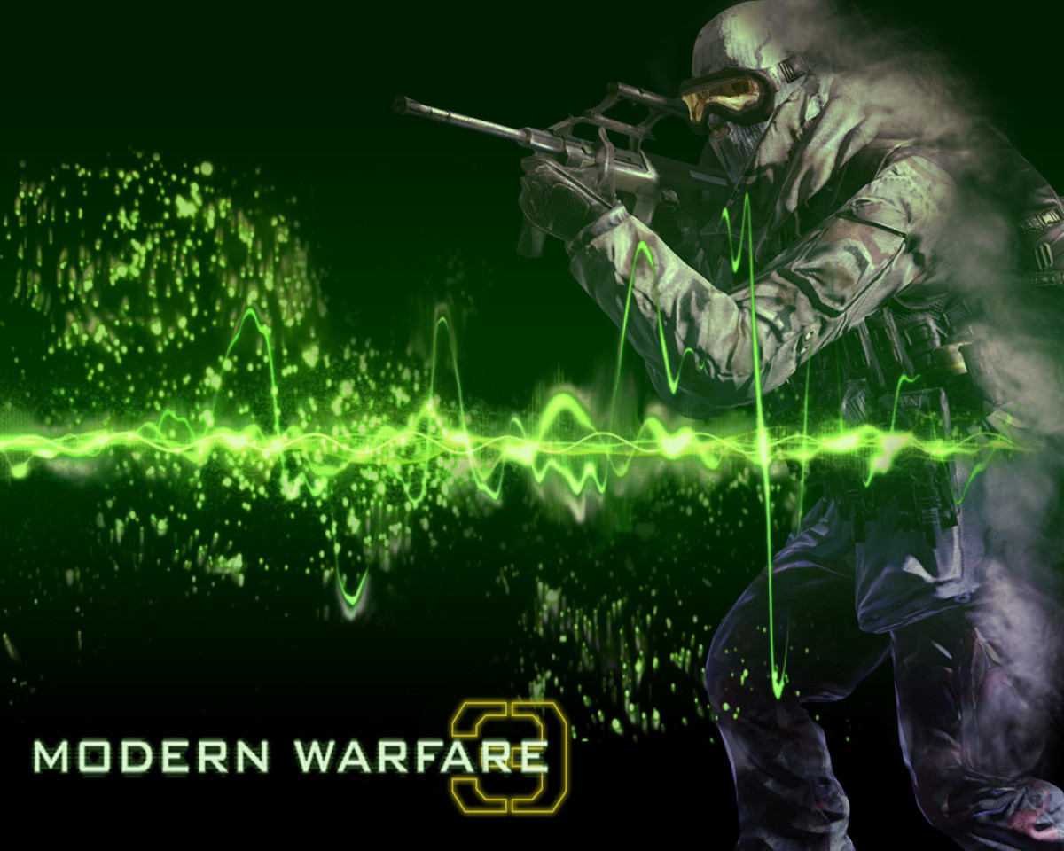 call of duty mw3 Modern Warfare