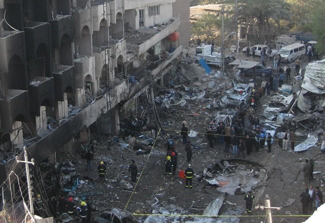 Baghdad-iraq attentati