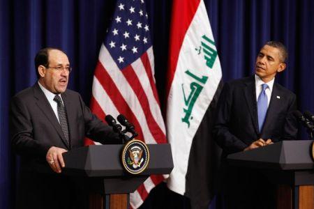 Obama-Maliki