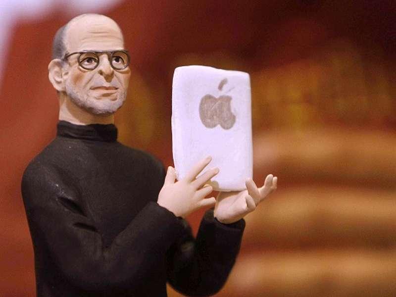 Steve Jobs a San Gregorio Armeno