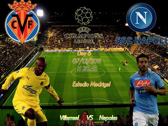 Villarreal-Napoli