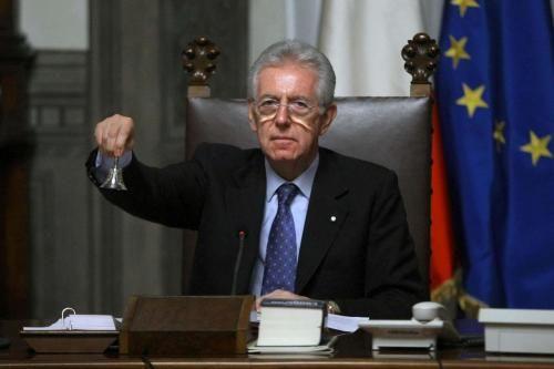 manovra Monti salva-italia