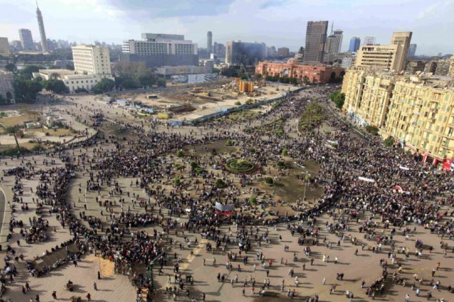 piazza tahrir il cairo