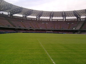 stadio san paolo restyling