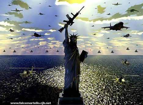statua della guerra americana