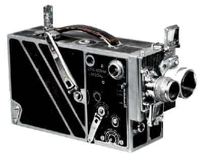 Cine KodakSpecialII