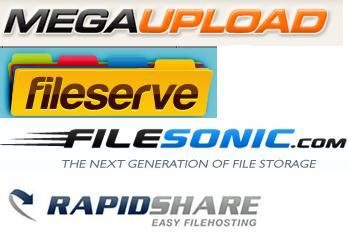 megaupload filesonic_fileserve_rapidshare