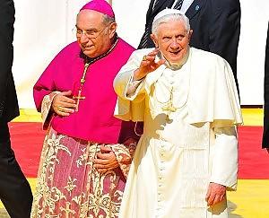 cardinale romeo e papa
