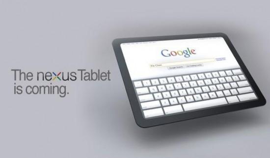 Google-Nexus-Tab