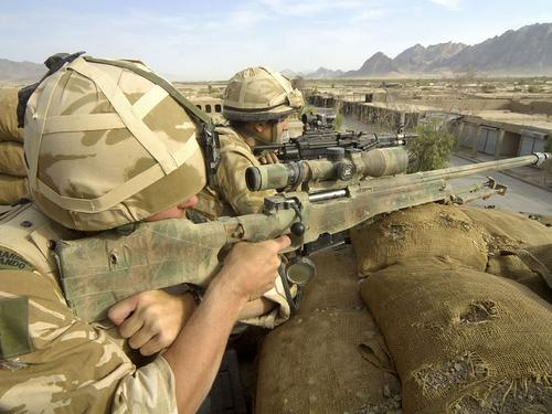 afghanistan soldati