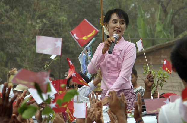 AungSanSuuKyi elezioni