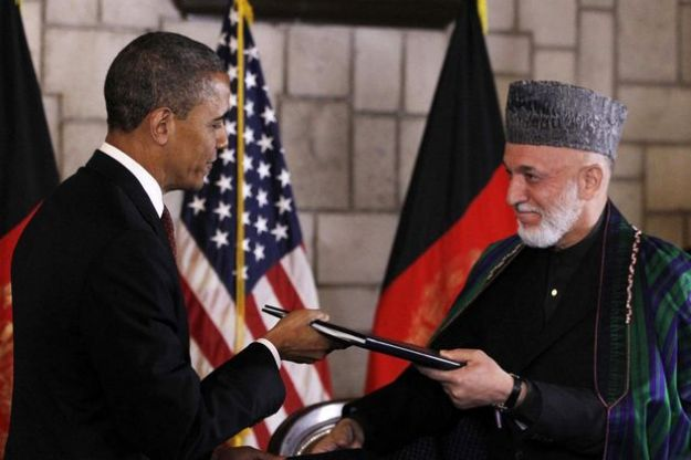 afghanistan-obama-karzai visitasorpresa