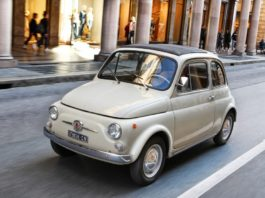 Fiat 500 al Moma di New York