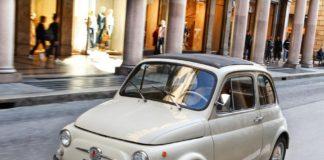 Fiat 500 al Moma di New York